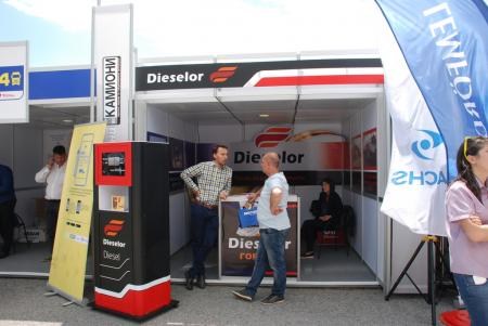 Dieselor at Truck Show 2016