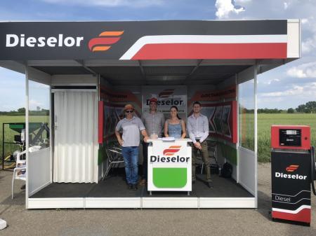 Dieselor at Bata Agro 2018