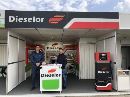 Dieselor at Bata Agro 2019