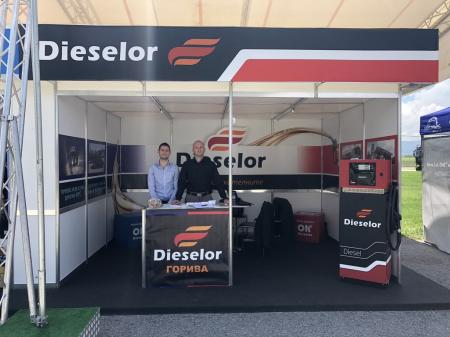 Dieselor during Truck Expo 201