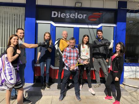 Dieselor took part in the Snea