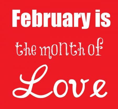 Love month in Dieselor