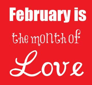 Love month in Dieselor
